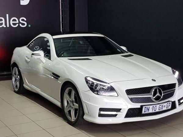 2013 Mercedes-Benz SLK-Class AMG  Gauteng Pretoria_0