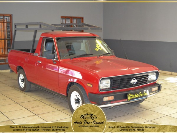 1988 Nissan 1400 Bakkie Std Pu Sc  North West Province Klerksdorp_0