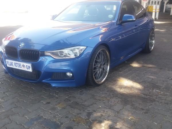2014 BMW 3 Series Msport Gauteng Johannesburg_0