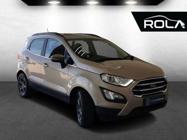 2019 Ford EcoSport 1.0 Ecoboost Trend Western Cape Riversdale_0