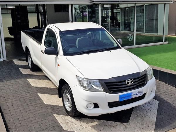 2016 Toyota Hilux 2.5 D-4d S Pu Sc  Gauteng Midrand_0