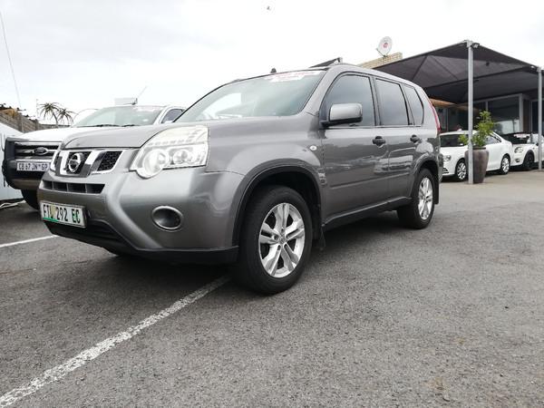 2012 Nissan X-Trail 2.0 4x2 Xe r79r85  Eastern Cape Nahoon_0