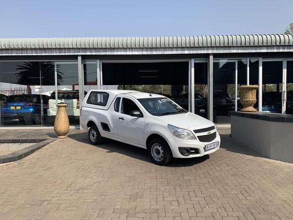 2014 Chevrolet Corsa Utility 1.4 Ac Pu Sc  Mpumalanga Delmas_0