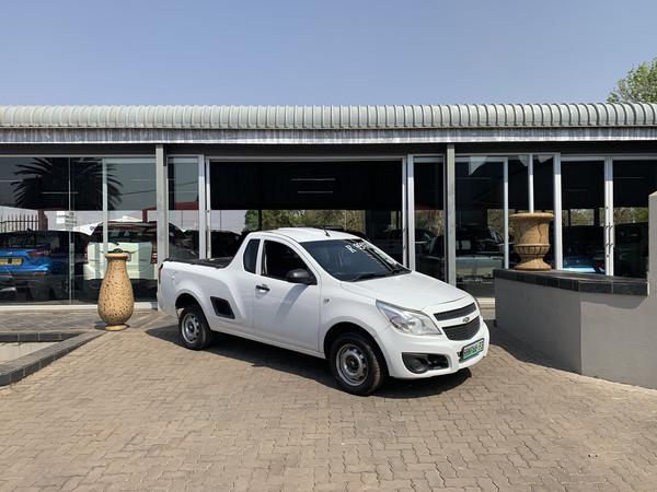 2013 Chevrolet Corsa Utility 1.4 Ac Pu Sc  Mpumalanga Delmas_0