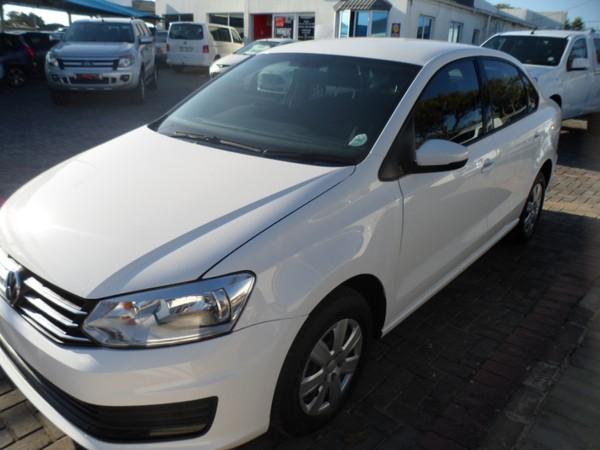 2016 Volkswagen Polo GP 1.4 Trendline Eastern Cape Port Elizabeth_0