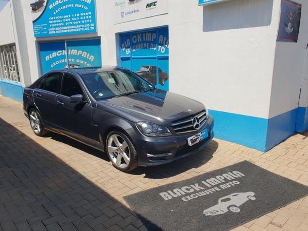 2013 Mercedes-Benz C-Class C200 Be Avantgarde At  Gauteng Pretoria North_0