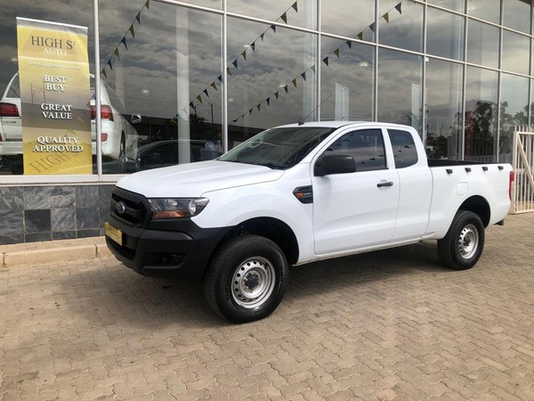 2017 Ford Ranger 2.2 TDCi PU SUPCAB Gauteng Midrand_0