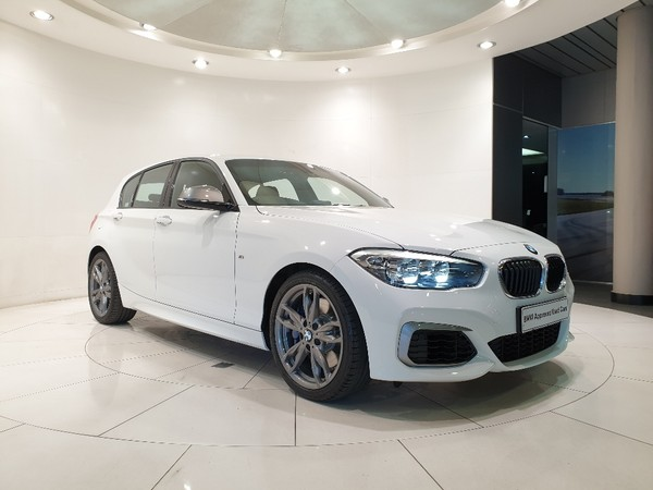 2019 BMW 1 Series M140i 5-Door Auto Gauteng Sandton_0
