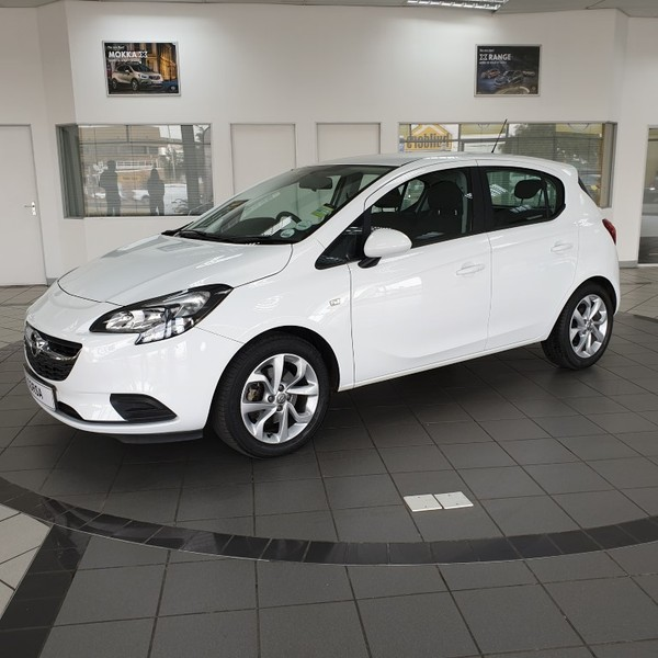 2018 Opel Corsa 1.0T Enjoy 5-Door North West Province Klerksdorp_0