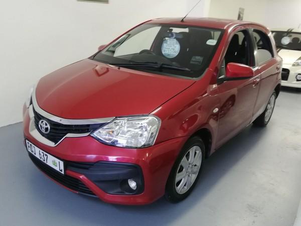 2018 Toyota Etios 1.5 Xs 5dr  Kwazulu Natal_0