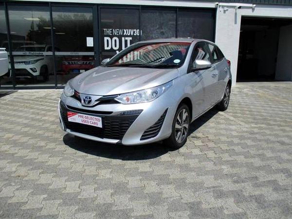 2018 Toyota Yaris 1.5 Xs CVT 5-Door Western Cape Ottery_0