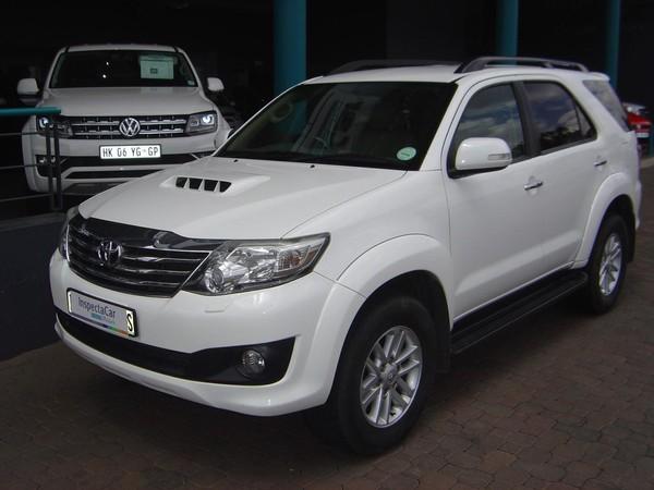 2011 Toyota Fortuner 3.0d-4d Rb At  Gauteng Randburg_0