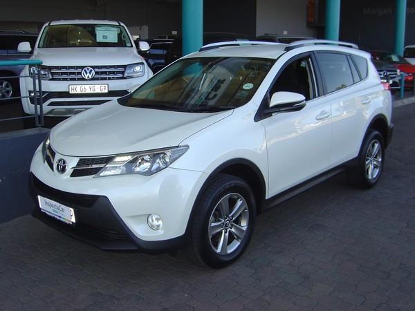 2015 Toyota Rav 4 2.0 GX Auto Gauteng Randburg_0