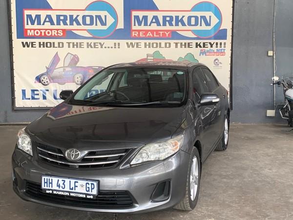 2013 Toyota Corolla 1.6 Advanced At  Gauteng Springs_0