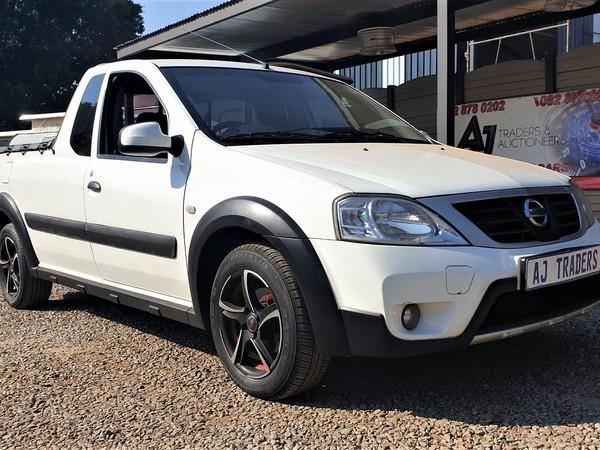 2014 Nissan NP200 1.5 Dci Se Pusc  Gauteng Kempton Park_0