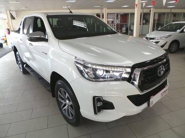 2019 Toyota Hilux 2.8 GD-6 Raider 4X4 Auto Double Cab Bakkie Gauteng Alberton_0