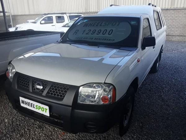 2012 Nissan NP300 Hardbody 2.0i LWB k08k37 Bakkie Single cab Western Cape Paarl_0