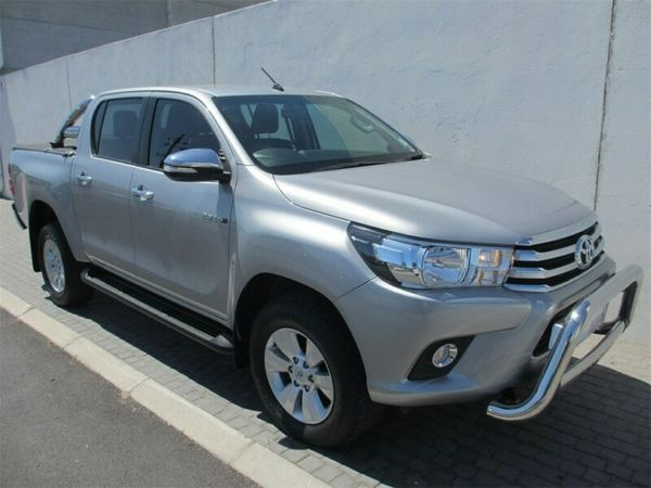 2017 Toyota Hilux 2.8 GD-6 RB Raider Double Cab Bakkie Western Cape Table View_0