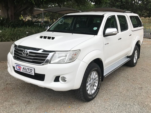 2013 Toyota Hilux 3.0d-4d Raider Rb At Pu Dc  Mpumalanga White River_0
