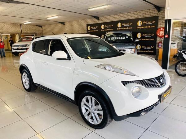 2011 Nissan Juke 1.6 Acenta   Western Cape Paarl_0