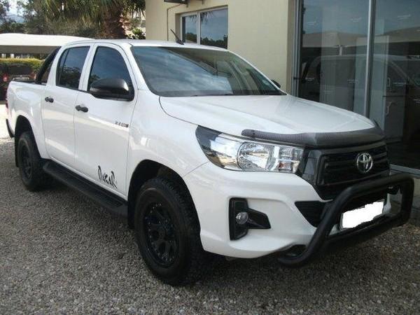 2019 Toyota Hilux 2.4 GD-6 RB SRX Double Cab Bakkie Western Cape Paarl_0
