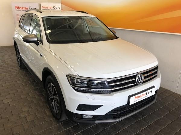 2019 Volkswagen Tiguan AllSpace 1.4 TSI CLINE DSG 110KW Free State Bloemfontein_0