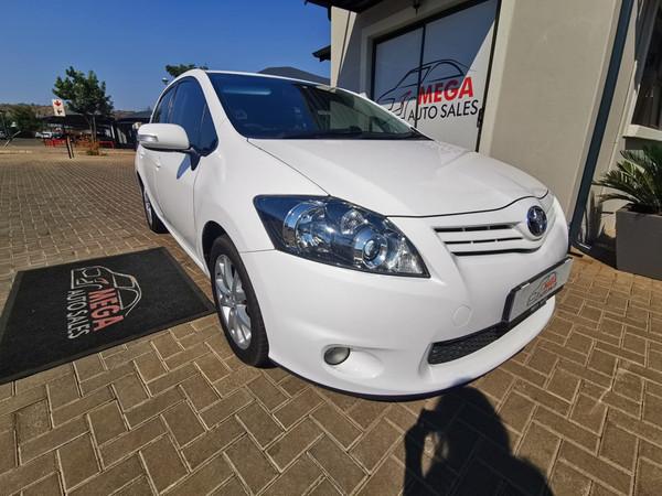 2012 Toyota Auris 1.6 Xs  Gauteng Pretoria_0