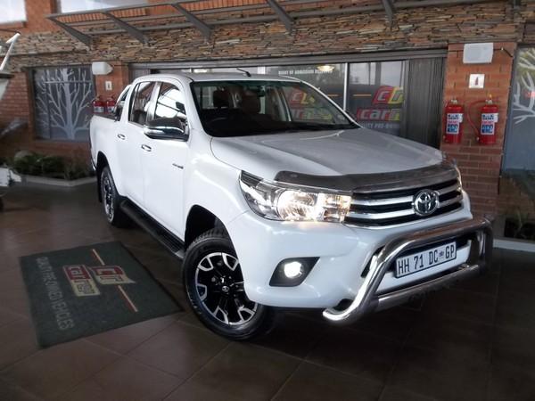 2018 Toyota Hilux 2.8 GD-6 RB Raider Double Cab Bakkie Gauteng Boksburg_0