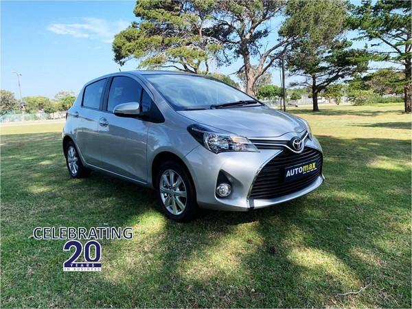 2016 Toyota Yaris 1.3 Xs Cvt 5dr  Eastern Cape Port Elizabeth_0