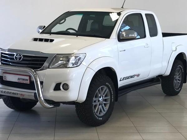 2015 Toyota Hilux 3.0D-4D LEGEND 45 4X4 XTRA CAB PU Mpumalanga Lydenburg_0