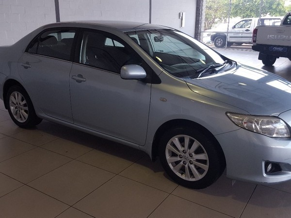 2008 Toyota Corolla 1.6 Advanced Mmt  Western Cape Bellville_0