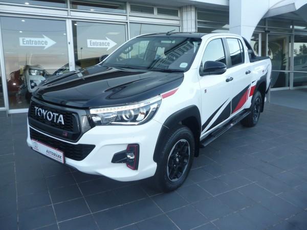 2019 Toyota Hilux 2.8 GD-6 GR-S 4X4 Auto Double Cab Bakkie Kwazulu Natal Durban North_0