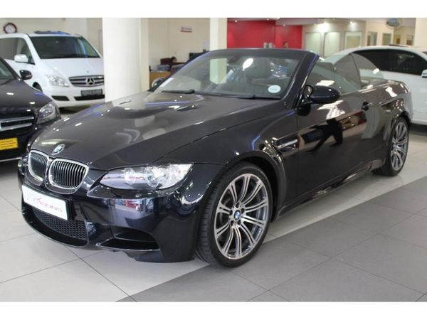 2010 BMW M3 Convertible M-dct  Kwazulu Natal Durban_0