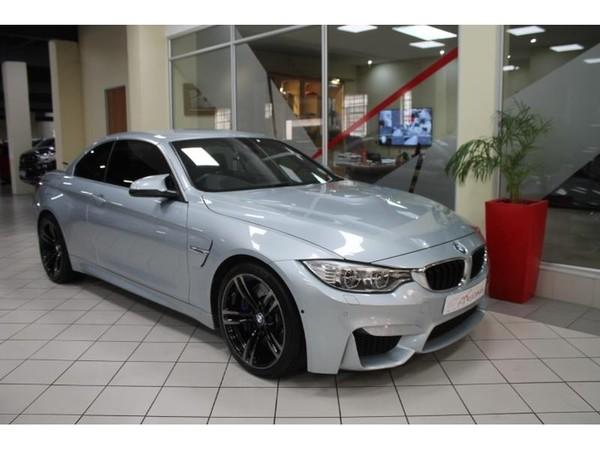 2016 BMW M4 Convertible M-DCT Kwazulu Natal Durban_0