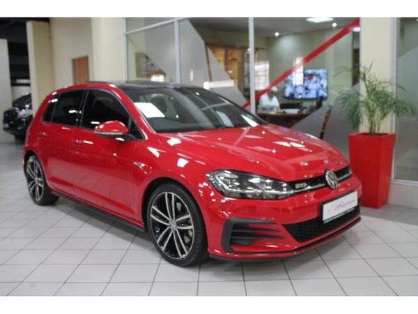 2018 Volkswagen Golf VII GTD 2.0 TDI DSG Kwazulu Natal Durban_0