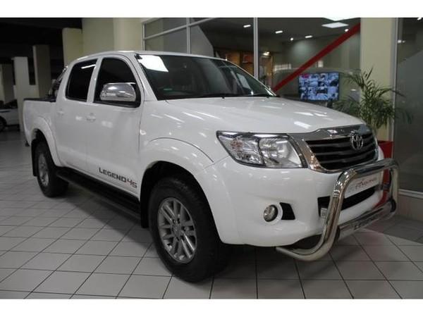 2015 Toyota Hilux 2.7 VVTi LEGEND 45 RB Double Cab Bakkie Kwazulu Natal Durban_0