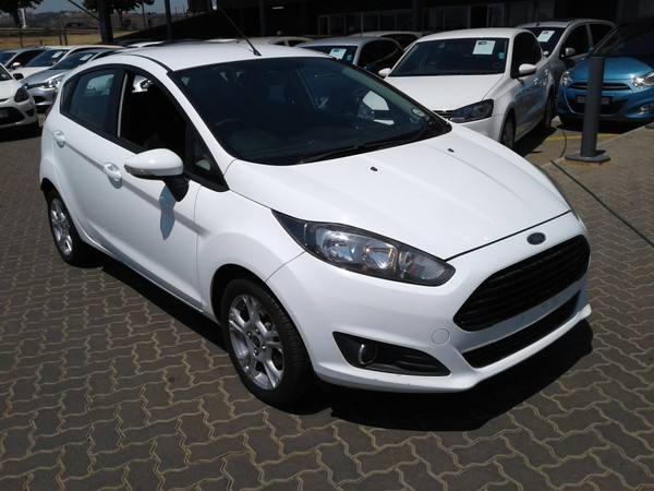 2013 Ford Fiesta 1.0 Ecoboost Trend 5dr  Gauteng Roodepoort_0