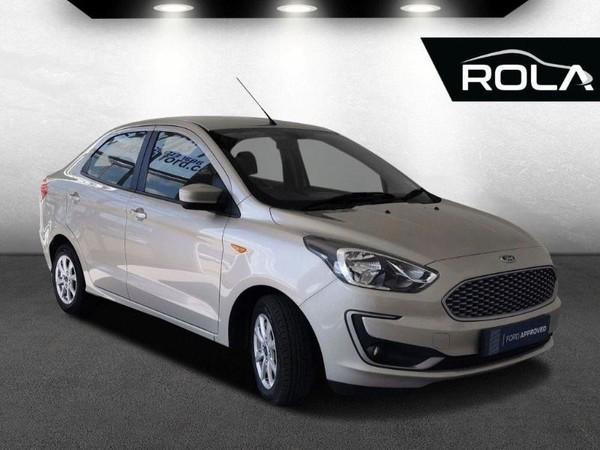 2019 Ford Figo 1.5Ti VCT Trend Western Cape Riversdale_0