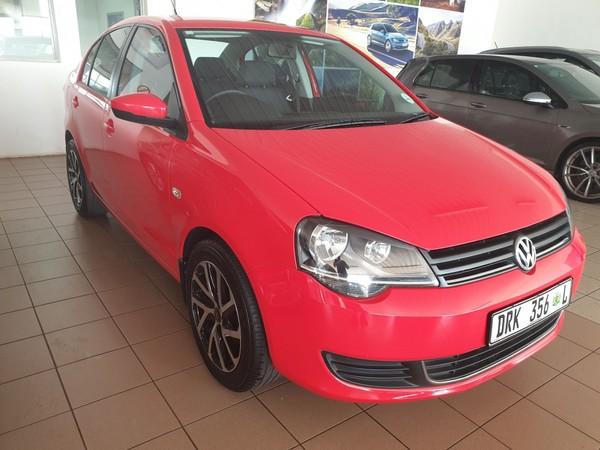 2016 Volkswagen Polo Vivo GP 1.4 Trendline Limpopo Louis Trichardt_0