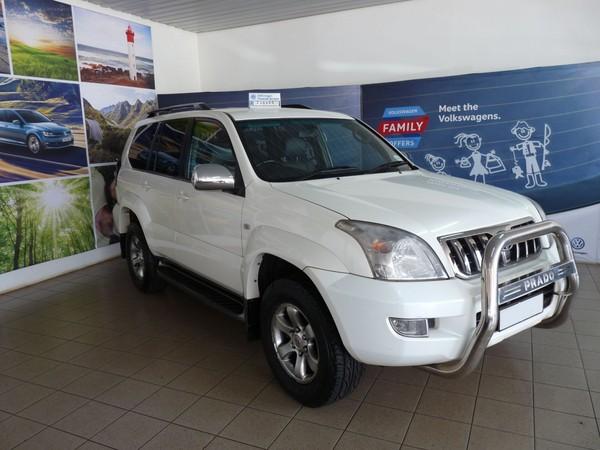 2009 Toyota Prado Vx 4.0 V6 At  Limpopo Louis Trichardt_0