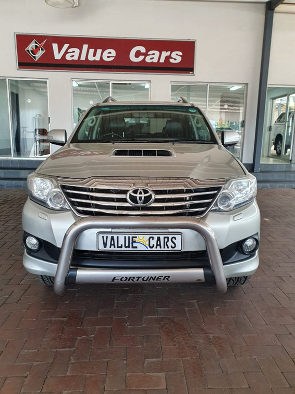 2014 Toyota Fortuner 3.0d-4d 4x4 At  Mpumalanga Secunda_0