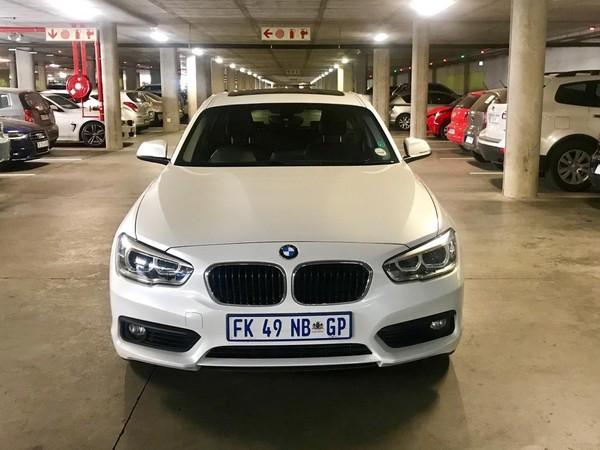 2016 BMW 1 Series 120i 5DR Auto f20 North West Province Lichtenburg_0