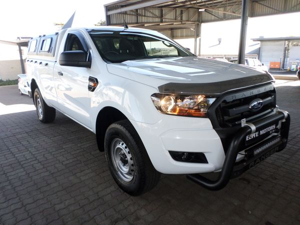 2017 Ford Ranger 2.2TDCi XL Auto Single Cab Bakkie Mpumalanga Ermelo_0