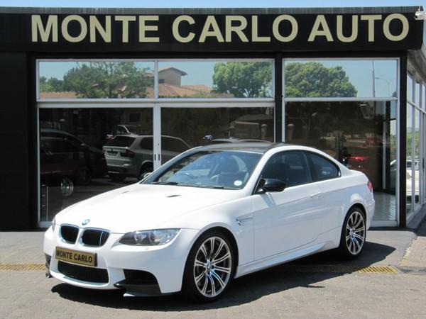 2011 BMW M3 Coupe M Dynamic M-dct  Gauteng Sandton_0