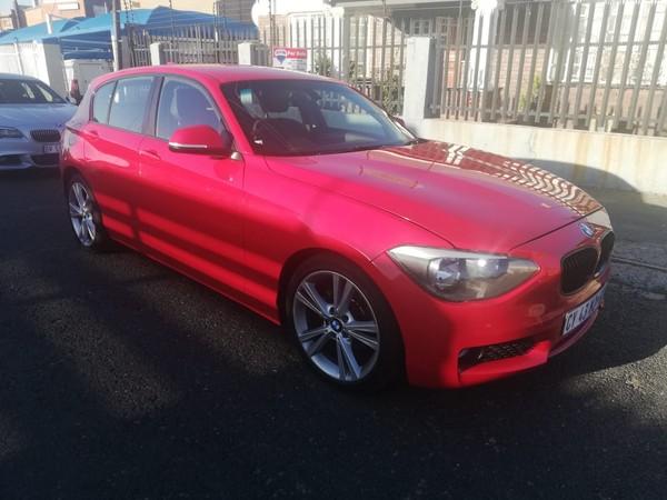 2014 BMW 1 Series 116i 5dr f20  Gauteng Rosettenville_0
