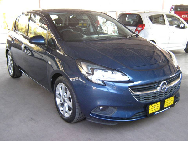 2015 Opel Corsa 1.0T Enjoy 5-Door Limpopo Polokwane_0