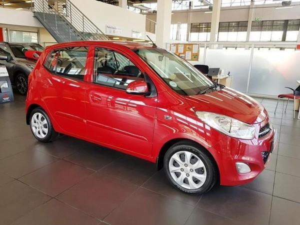 2015 Hyundai i10 1.1 Gls  Gauteng Rivonia_0