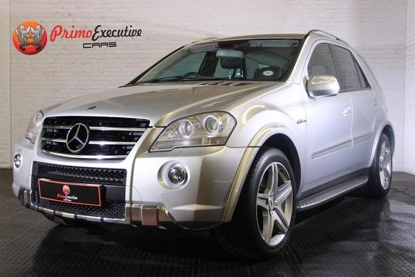 2009 Mercedes-Benz M-Class Ml 63 Amg  Gauteng Edenvale_0