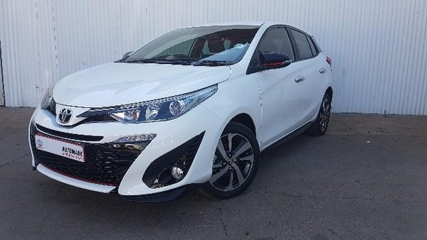 2019 Toyota Yaris 1.5 Sport 5-Door North West Province Vryburg_0