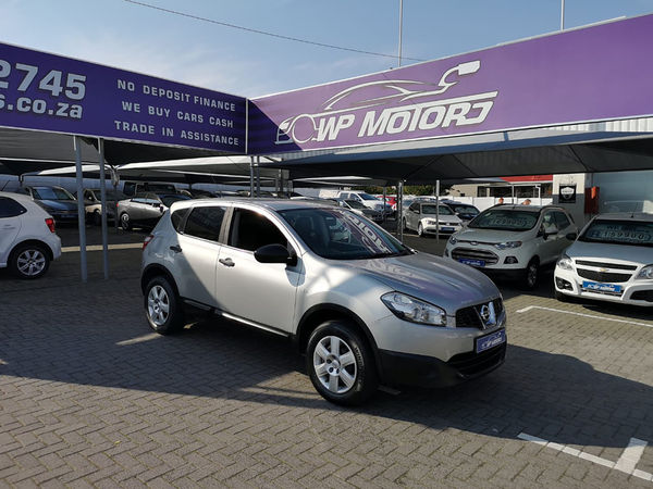 2013 Nissan Qashqai 1.6 Visia  Western Cape Bellville_0